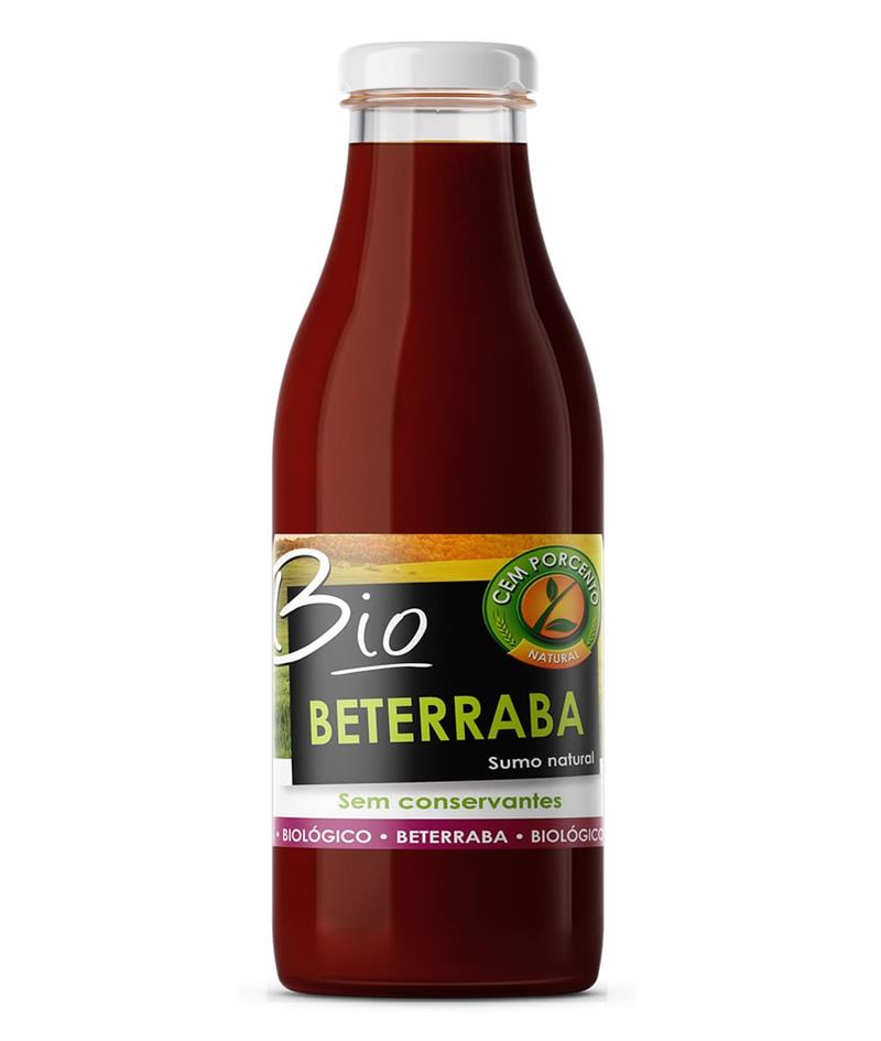 sumo natural de beterraba bio 750ml